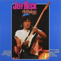 Cover Jeff Beck - Anthology