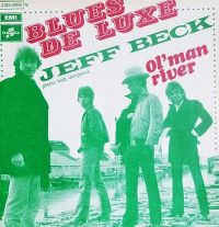 Cover Jeff Beck - Blues DeLuxe