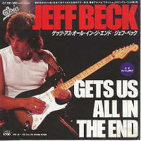 Cover Jeff Beck - Gets Us All In The End