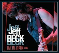 Cover Jeff Beck - Live In Japan 2006