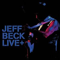 Cover Jeff Beck - Live+