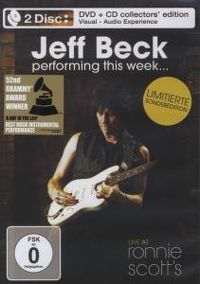 Cover Jeff Beck - Performing This Week...