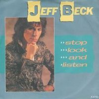 Cover Jeff Beck - Stop, Look And Listen