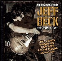 Cover Jeff Beck - The Early Days