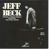 Cover Jeff Beck - The Final Peace
