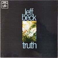 Cover Jeff Beck - Truth