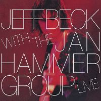 Cover Jeff Beck with The Jan Hammer Group - Live