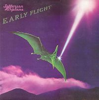 Cover Jefferson Airplane - Early Flight