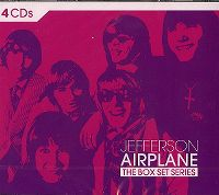 Cover Jefferson Airplane - The Box Set Series