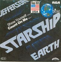 Cover Jefferson Starship - Count On Me