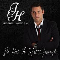 Cover Jeffrey Heesen - Ik heb je niet gevraagd...