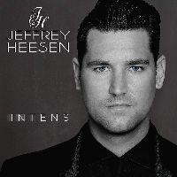 Cover Jeffrey Heesen - Intens