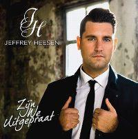 Cover Jeffrey Heesen - Zijn we uitgepraat