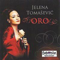 Cover Jelena Tomašević - Oro