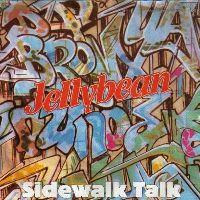 Cover Jellybean - Sidewalk Talk