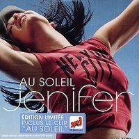 Cover Jenifer - Au soleil