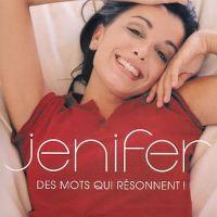 Cover Jenifer - Des mots qui résonnent!