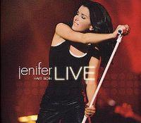 Cover Jenifer - Jenifer fait son live
