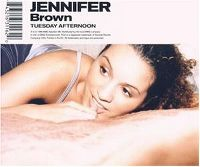 Cover Jennifer Brown - Tuesday Afternoon