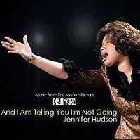 Cover Jennifer Hudson - And I Am Telling You I'm Not Going