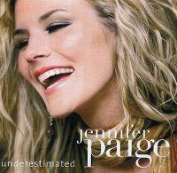 Cover Jennifer Paige - Underestimated