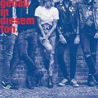 Cover Jennifer Rostock - Genau in diesem Ton