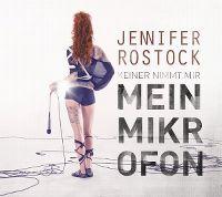 Cover Jennifer Rostock - Mein Mikrofon