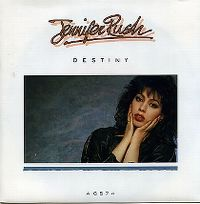 Cover Jennifer Rush - Destiny