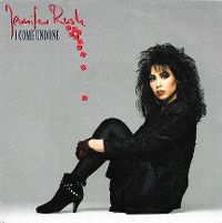 Cover Jennifer Rush - I Come Undone