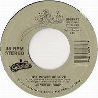 Cover Jennifer Rush - The Power Of Love