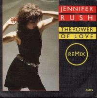 Cover Jennifer Rush - The Power Of Love