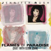 Cover Jennifer Rush with Elton John - Flames Of Paradise