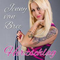Cover Jenny van Bree - Herzschlag