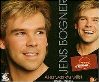 Cover Jens Bogner - Alles was du willst