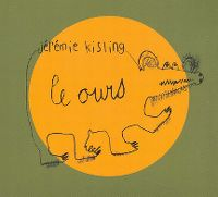 Cover Jérémie Kisling - Le ours