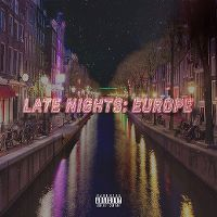 Cover Jeremih - Late Nights: Europe