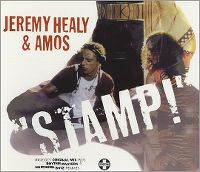 Cover Jeremy Healy & Amos - Stamp!