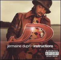 Cover Jermaine Dupri - Instructions