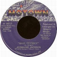 Cover Jermaine Jackson - Bass Odyssey
