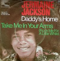Cover Jermaine Jackson - Daddy's Home