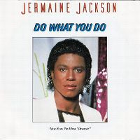 Cover Jermaine Jackson - Do What You Do