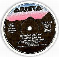Cover Jermaine Jackson & Pia Zadora - When The Rain Begins To Fall