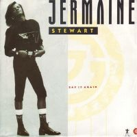 Cover Jermaine Stewart - Say It Again