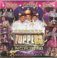 Cover Jeroen - Gerard - Rene - Toppers In Concert 2013
