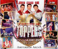 Cover Jeroen - Gerard - Rene - Toppers In Concert 2014