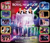 Cover Jeroen - Gerard - Rene - Toppers In Concert 2016 - Royal Night Of Disco