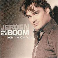 Cover Jeroen van der Boom - Betekenis