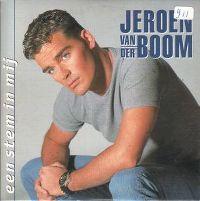 Cover Jeroen van der Boom - Een stem in mij