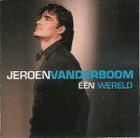 Cover Jeroen van der Boom - Één wereld