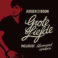 Cover Jeroen van der Boom - Grote liefde